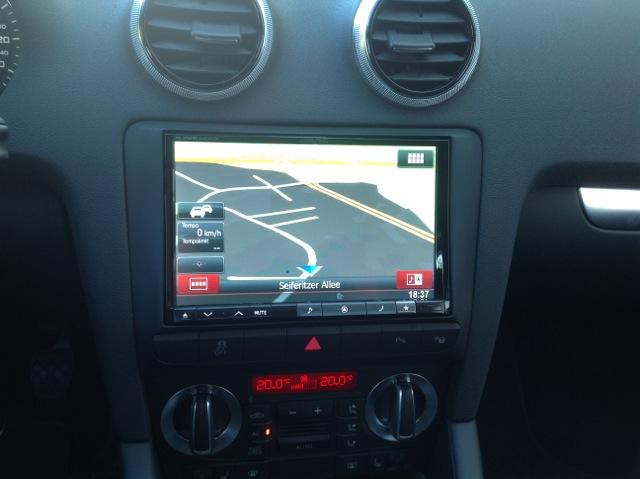 Audi A3 Sportback - Car Media